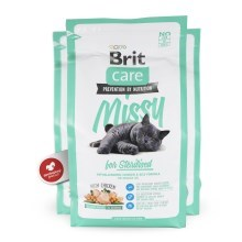 Brit Care Cat Missy for Sterilised 7 kg