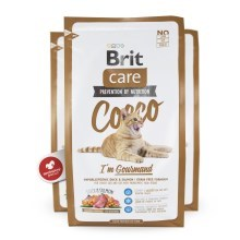 Brit Care Cat Cocco I´m Gourmand 400 g