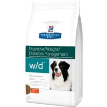 Hill's PD Canine w/d 4 kg
