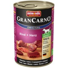 Grancarno Adult -  srdce plus 400 g