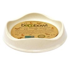 Miska BecoBowl EKO Cat 0,25 l natural