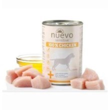 Nuevo Dog konzerva Sensitive 100% Chicken Monoprotein 400 g