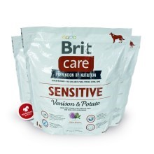 Brit Care Dog Sensitive Venison & Potato 1 kg