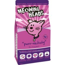 Meowing Heads Purr-Nickety 4 kg