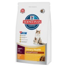 Hill's Feline Adult Urinary Hairball Control 1,5 kg