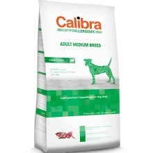 Calibra Dog HA Adult Medium Breed Lamb 14 kg