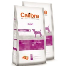 Calibra Dog EN Energy Duo Pack 2 x 12 kg