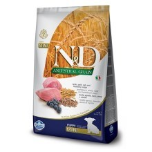 N&D Ancestral Grain Dog Puppy Mini Lamb & Blueberry 2,5 kg