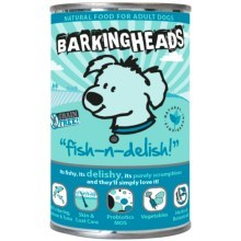 Konzerva Barking Heads Fish n Delish 400 g
