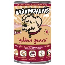 Konzerva Barking Heads Golden Years 400 g
