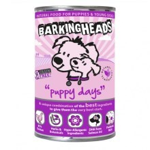 Konzerva Barking Heads Puppy Days 400 g