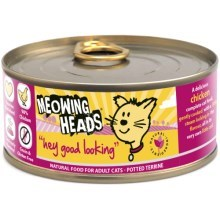 Meowing Heads konzerva Hey Good Looking 100 g