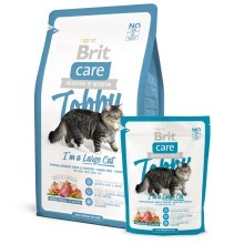 Brit Care Cat Tobby I´m a large cat 7 kg