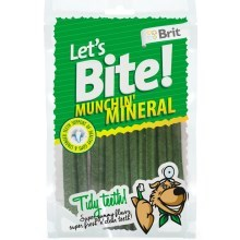 Brit pochoutka Let's Bite Munchin' Mineral 105 g