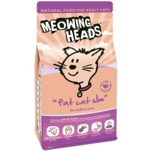 Meowing Heads Fat Cat Slim 1,5 kg VÝPRODEJ