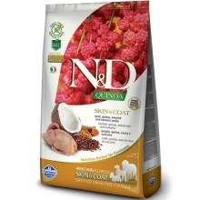 N&D GF Quinoa Dog Skin & Coat Quail & Coconut 800 g