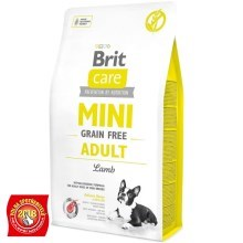 Brit Care Mini GF Adult Lamb 400 g