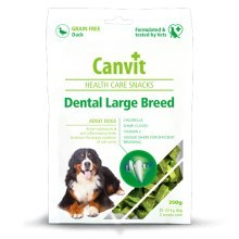 Canvit Snacks Dental Large Breed 250 g