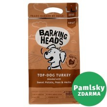 Barking Heads Top Dog Turkey 2 kg