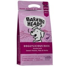 Barking Heads Doggylicious Duck 2 kg