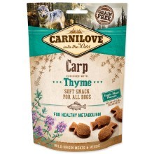 Carnilove Dog Semi Moist Snack Carp with Thyme 200 g