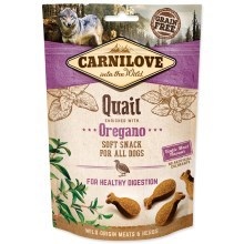 Carnilove Dog Semi Moist Snack Quail with Oregano 200 g