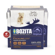 Bozita Naturals Big Tender Chicken Junior Tetra Pak 370 g