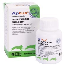Aptus Multidog Senior 100 tbl