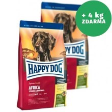 Happy Dog Supreme Sensible Africa Duo Pack 2 x 12,5 kg