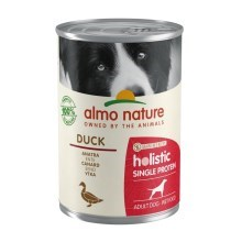 Konzerva Almo Nature 100% Single Protein kachna 400 g
