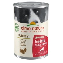 Almo Nature 100% Single Protein Krůta 400 g