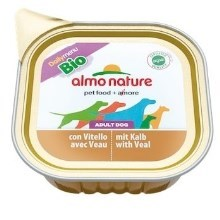 Almo Daily Menu BIO Dog Wet s telecím 100 g