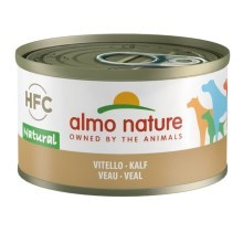Almo Nature HFC Dog telecí 95 g