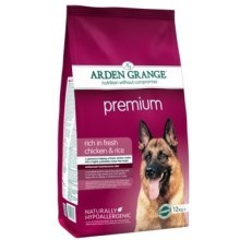 Arden Grange Dog Premium Fresh Chicken 12 kg