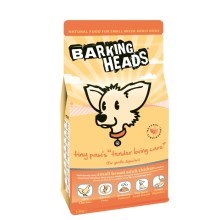 Barking Heads Tiny Paws Tender Loving Care 40 g - vzoreček