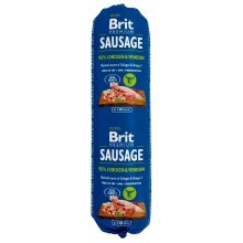 Brit Sausage Chicken & Venison 800 g