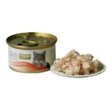 Brit Care Cat konzerva Chicken Breast 80 g