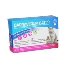 Capraverum Cat Kittens-lactating 30 tbl