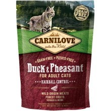 Carnilove Cat Duck & Pheasant Adult Hairball Control 400 g