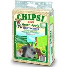 Lisované hobliny Chipsi Green Apple 60 l/3,4 kg