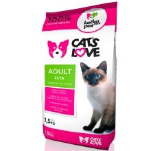 Cat's Love Adult 1,5 kg