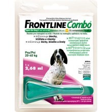 Frontline Combo Spot-On Dog L 1x2,68ml