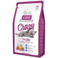 Brit Care Cat Crazy I´m Kitten 7 kg
