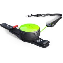 Vodítko Lishinu Light Lock Neon Green