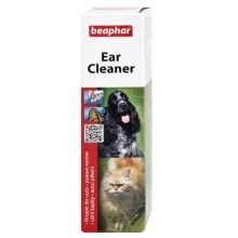 Kapky BEAPHAR Ear Cleaner ušní (50ml)