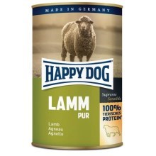 Happy Dog Premium konzerva Lamm Pur 400 g