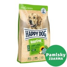 Happy Dog NaturCroq Lamm & Reis 15 kg