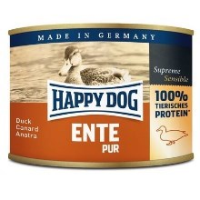 Happy Dog Premium konzerva Ente Pur 200 g