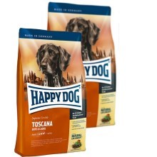 Happy Dog Supreme Sensible Toscana Duo Pack 2 x 12,5 kg