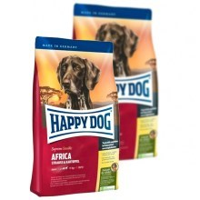 Happy Dog Supreme Sensible Africa SET 2x 12,5 kg